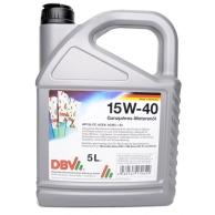 DBV 15W/40 (5 ltr)
