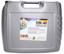 DBV 15W/40 (20 ltr)